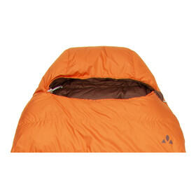 VAUDE Marwees 300 XL Down Slaapzak en Inlet oranje
